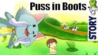 Puss in Boots / The Booted Cat - Bedtime Story (BedtimeStory.TV)