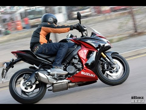 2015 suzuki gsx s1000f abs youtube. Black Bedroom Furniture Sets. Home Design Ideas