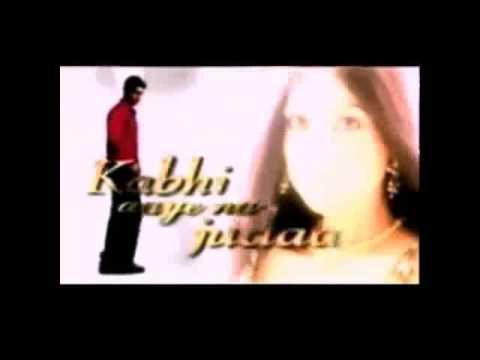 Kabhi aaye na judaai - Title - STAR Plus