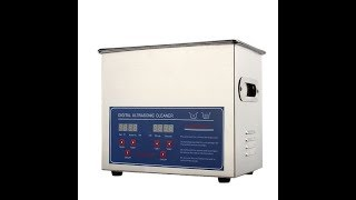 Ultrasonic Cleaner - $65 on Ebay - Worth It?