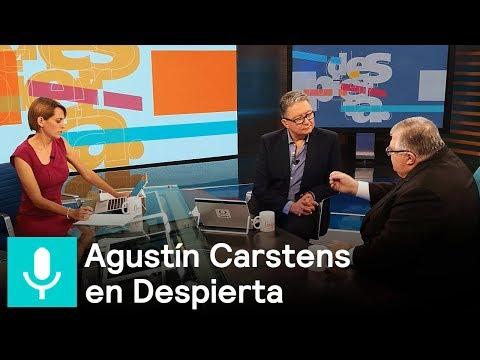 Agustín Carstens, habla del G30 y del desarrollo de la economía mexicana - Despierta con Loret