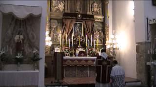 Introito. Spiritus Domini. Domingo de Pentecostes 2013. Toledo