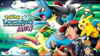 Pokemon Movie  -  Lukario and the Mystery of Mew in HINDI Download Tutorial