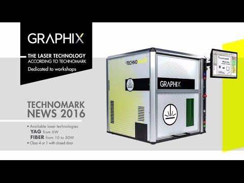 Graphix: The laser technology according to Technomark