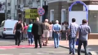 Караул!Русскоговорящих сепаров ущемляют террористы Ярош введи войска!  Донецк