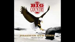 BIG COUNTRY -In A Big Country (Live) (AUDIO-ONLY!) (Label:  Collectors Dream Records)