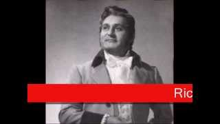Richard Tucker: Verdi - Luisa Miller,