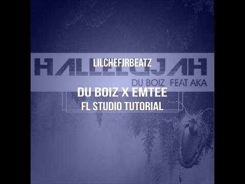 How to Change a Du Boiz beat Hallelujah to Emtee Type beat FL STUDIO 12 Tutorial