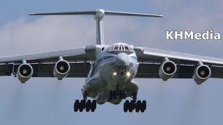 Ил-76 Ил-78 Кубинка 2017 Kubinka IL-76 IL-78