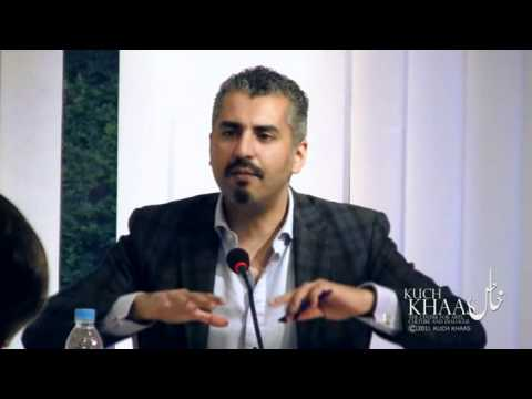 """Kuch Khaas: """"A Global Culture to Fight Extremism"""" A talk by Maajid Nawaz"""