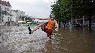 Версии: Всемирный потоп.  Идеологическая диверсия. Информационное противодействие.