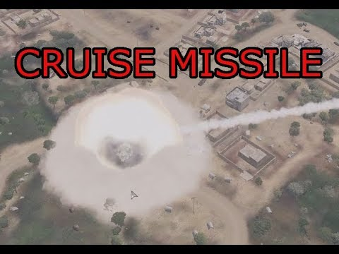 Cruise Missile Strike! Arma 3 Highlights