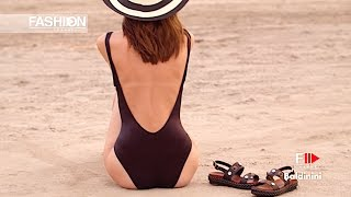 BALDININI BACKSTAGE ADV Campaign Spring Summer 2017 - Fashion Channel