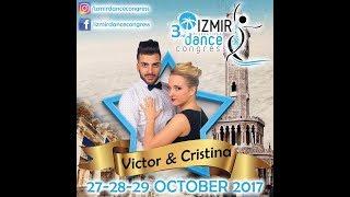3. IZMIR INTERNATIONAL DANCE CONGRESS VICTOR & CRISTINA (BACHATA)