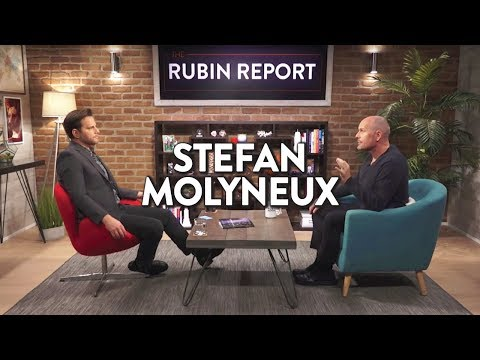 Stefan Molyneux on Abusive Relationships, Atheism, Race and IQ (Full Interview)