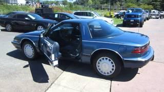 1988 Buick Reatta, Blue - Stock# 19849