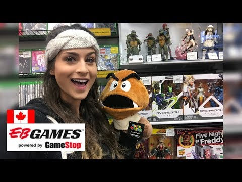 Does EB GAMES Canada Stink?