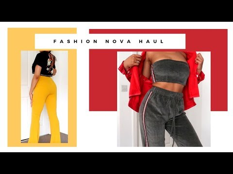BACK TO SCHOOL FASHION NOVA HAUL & DISCOUNT - STUDENT SAVER MONTH | AUGUST 2017 - SARAH WORE WHAT