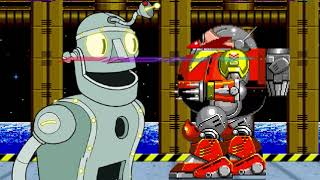 Mugen Request Dr Kahl's Robot vs Death Egg Robot