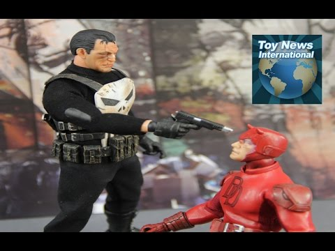 Mezco Toyz Marvel One:12 Collective The Punisher Figure Review
