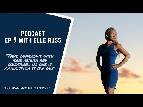 Ep 9 Elle Russ interview: Best selling author on Thyroid health