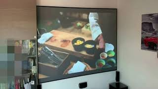Xiaomi WEMAX ONE PRO FMWS02C ANSI Lumens Laser Projector Review Gearbest Price Vs Banggood