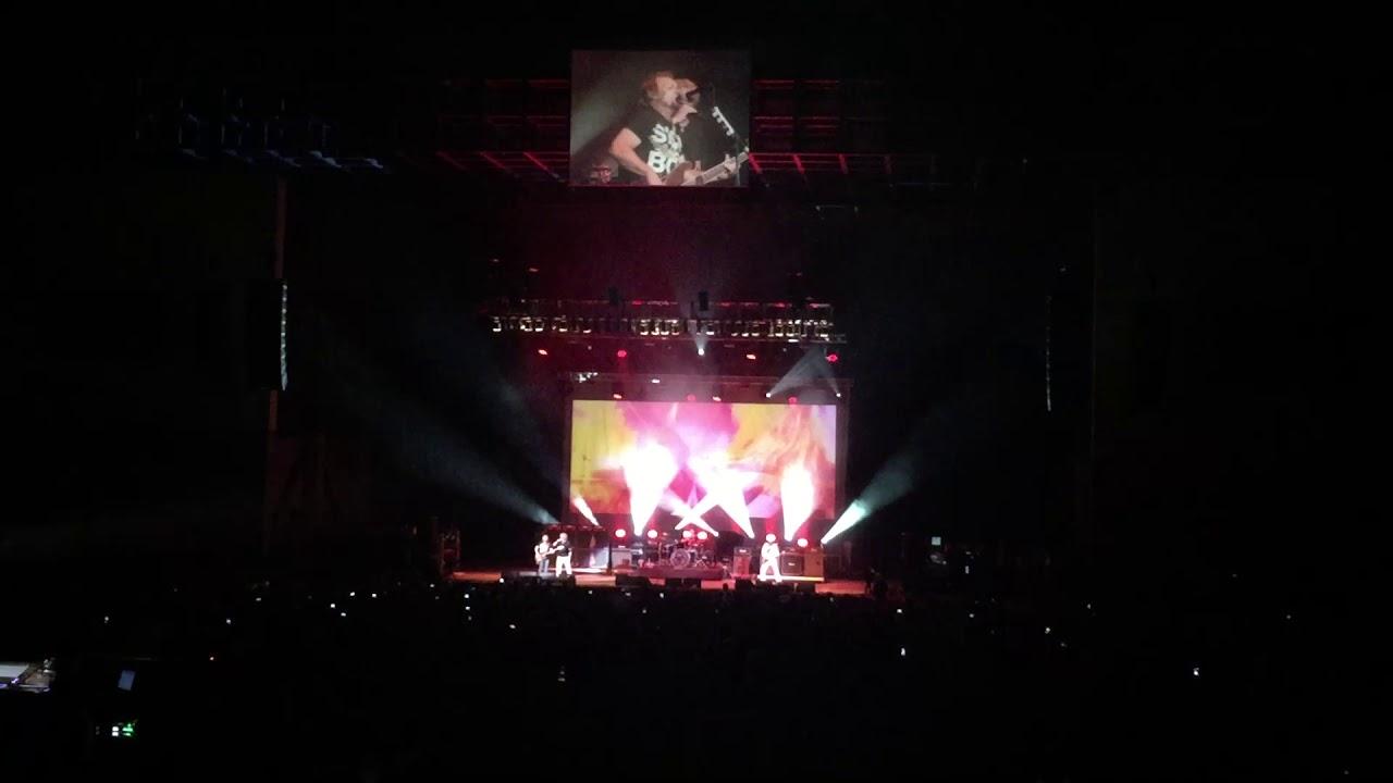 ca1a693988493 Sammy Hagar-Full Concert (Red Rocker)   Glen Helen Amphitheater 9.10 ...