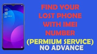 How To Find Your Lost Phone With IMEI Number