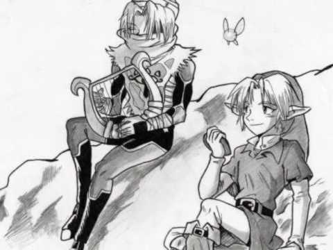 ~ Shiek & Link ~
