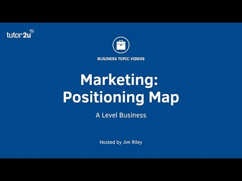 Market Mapping: the Market Positioning Map