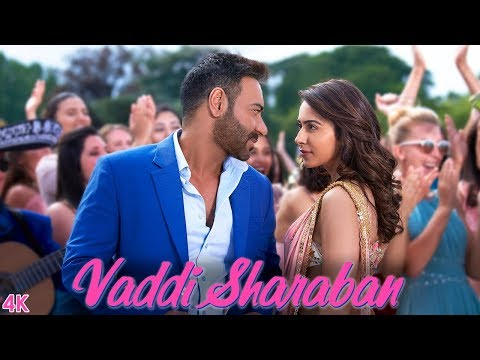 Vaddi Sharaban Video Song - De De Pyaar De