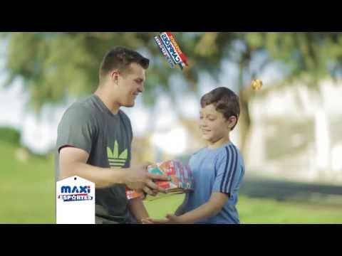 MAXI ESPORTES PEQUENOS CAMPEÕES