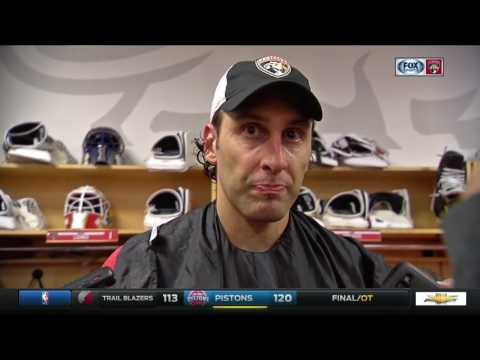 Roberto Luongo—Carolina Hurricanes at Florida Panthers 2/28/17
