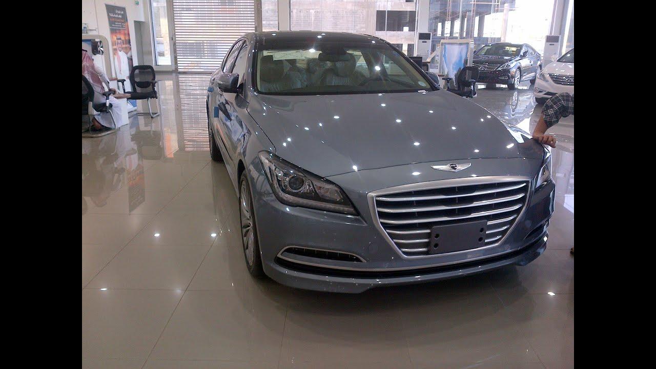 هيونداي جنسس 2015 Hyundai Genesis 3 8 Youtube