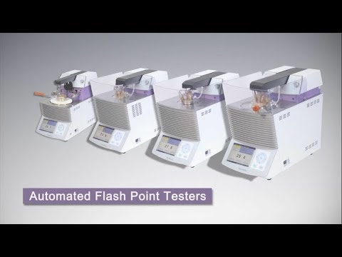 Tanaka Automated Flashpoint Testers