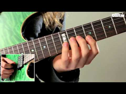 Guitar Lesson: Learn how to play Walk The Moon - Shut Up And Dance