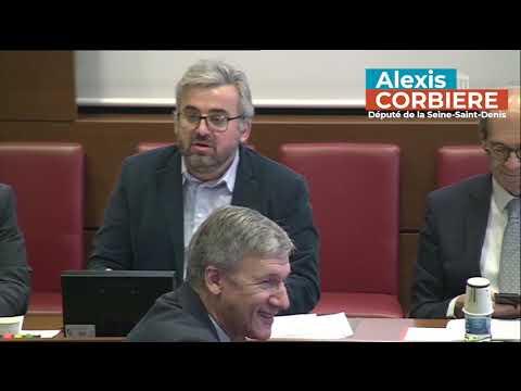 """""""Nous souhaitons que le plafonnement des frais bancaires soit universel !"""" Alexis Corbière"""
