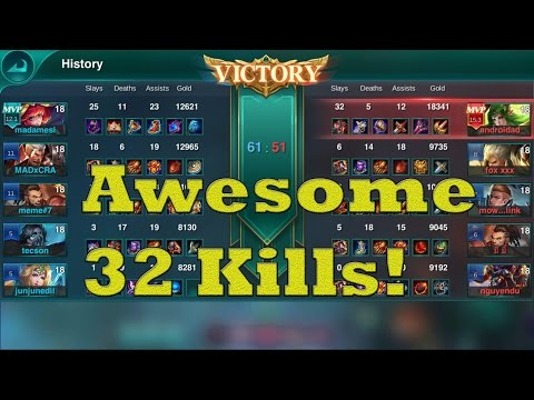 HEROES ARENA : LUCENT INSANE 32 KILLS!!!
