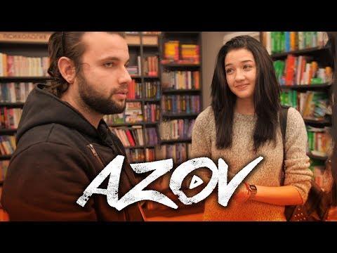 """""""Един ден в книжарницата"""" - AZOV"""