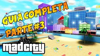 COMO roubar casas e bares 🌟 MAD CITY ROBLOX GUIDE #3