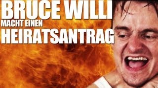 Fifty Sven ist Bruce Willi – Heiratsantrag