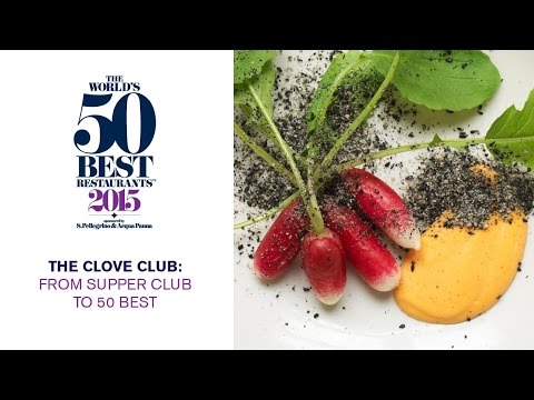 The Clove Club: from supper club to 50 Best
