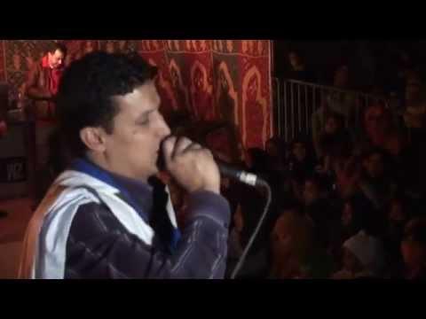 Mustapha El Gamrani -5 Festival des nomades M'hamid le 16/03/2014