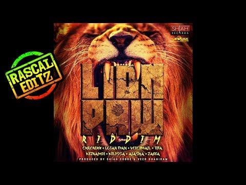 Lion Paw Riddim (Shiah Records | 2016 | Rascal Editz Mix)