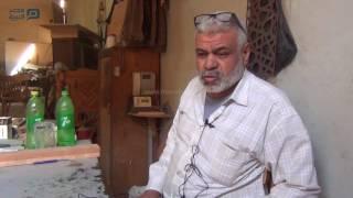 فيديو| برسومات هندسية وتصميمات إسلامية..