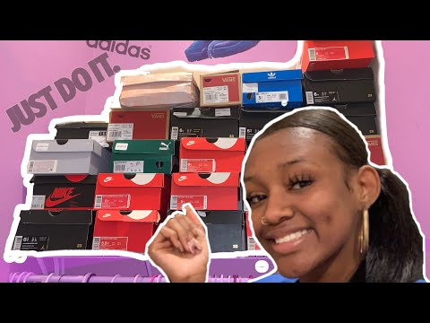 Sneaker Collection 2019🔥 ( Announced giveaway winner)