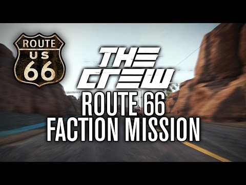 The Crew | Route 66 Faction Mission w/ The Nobeds