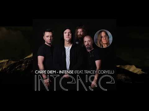 INTENSE (Lirycs Video) - feat. Tracey Coryell