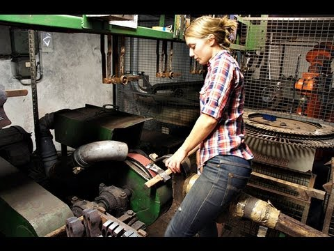 Wetterlings Axes, Julia Kalthoff Interview at SHOT Show 2013