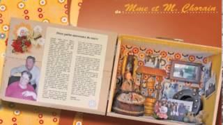 Boîtes Souvenirs, maison de retraite Vivre 3e Age, Saint-Cyprien (66)